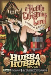 A HUBBA CHRISTMAS CAROL!