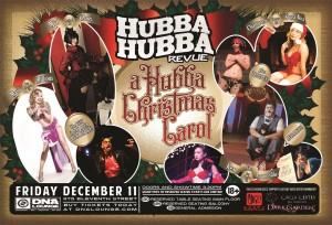 A HUBBA CHRISTMAS CAROL - Side B