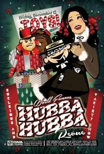 Hubba Hubba Revue TOYS