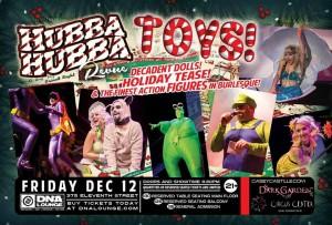 Hubba Hubba Revue TOYS - Side B